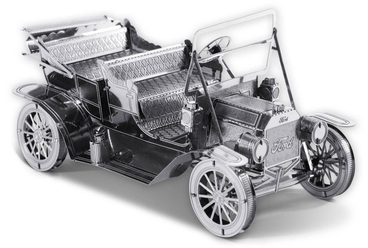 【Metallic nano puzzle 金屬拼圖】TMN-29 福特古董車