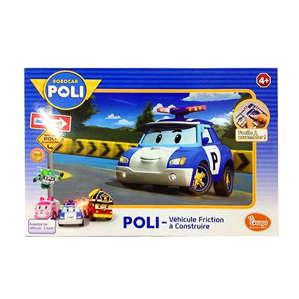 【POLI 變形車系列】組合車遊戲組-波力 PG83042