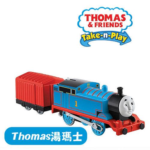 【湯瑪士小火車】電動合金系列 -  湯瑪士 Thomas