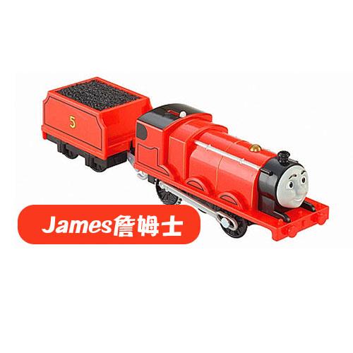 【湯瑪士小火車】電動合金系列 - 詹姆士James BMK86