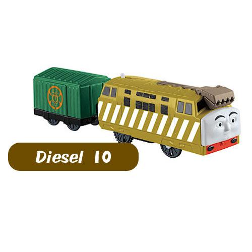 【湯瑪士小火車】電動合金系列 - Diesel 10