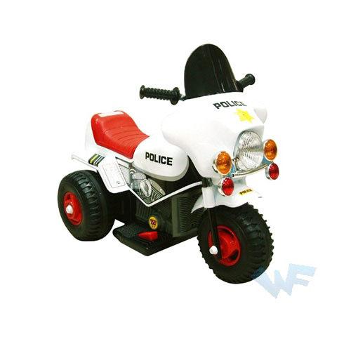 【MIT 精選童車】久達尼電動車系列 - 警察摩托車 T513