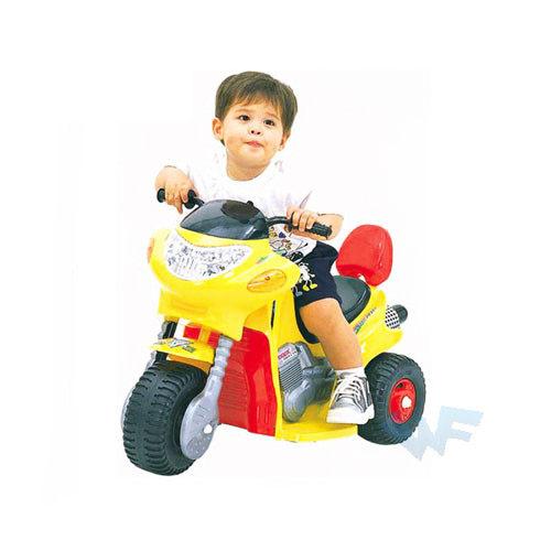 【MIT 精選童車】久達尼電動車系列 - 翔鷹摩托車 T520