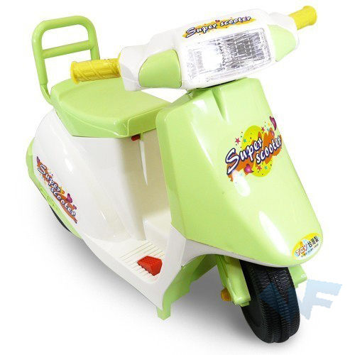 【MIT 精選童車】久達尼電動車系列 - 速克達摩托車 T526