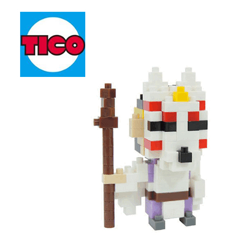 【Tico微型積木】Q-Monster-陰陽師 (6104)