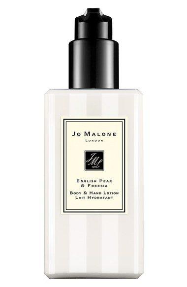 *Realhome*英國香水名牌 Jo MALONE 英國梨與小蒼蘭 身體乳