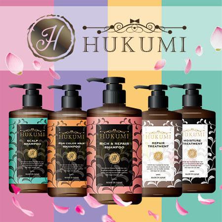 日本 HUKUMI 跳舞香水無矽靈洗髮精/護髮乳 500ml 無矽靈 香水洗髮精【B061923】