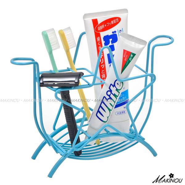 39元牙刷架|星星造型三合一牙刷架/牙膏架/漱口杯架|沐浴架浴室置物架 牧野丁丁MAKINOU