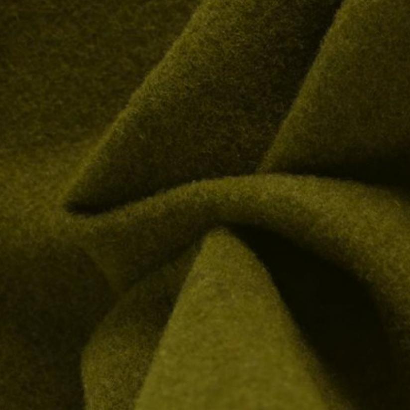 托斯卡尼-羊毛厚片DWF109橄欖