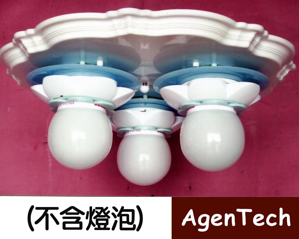 AT-473美術吸頂三燈燈具