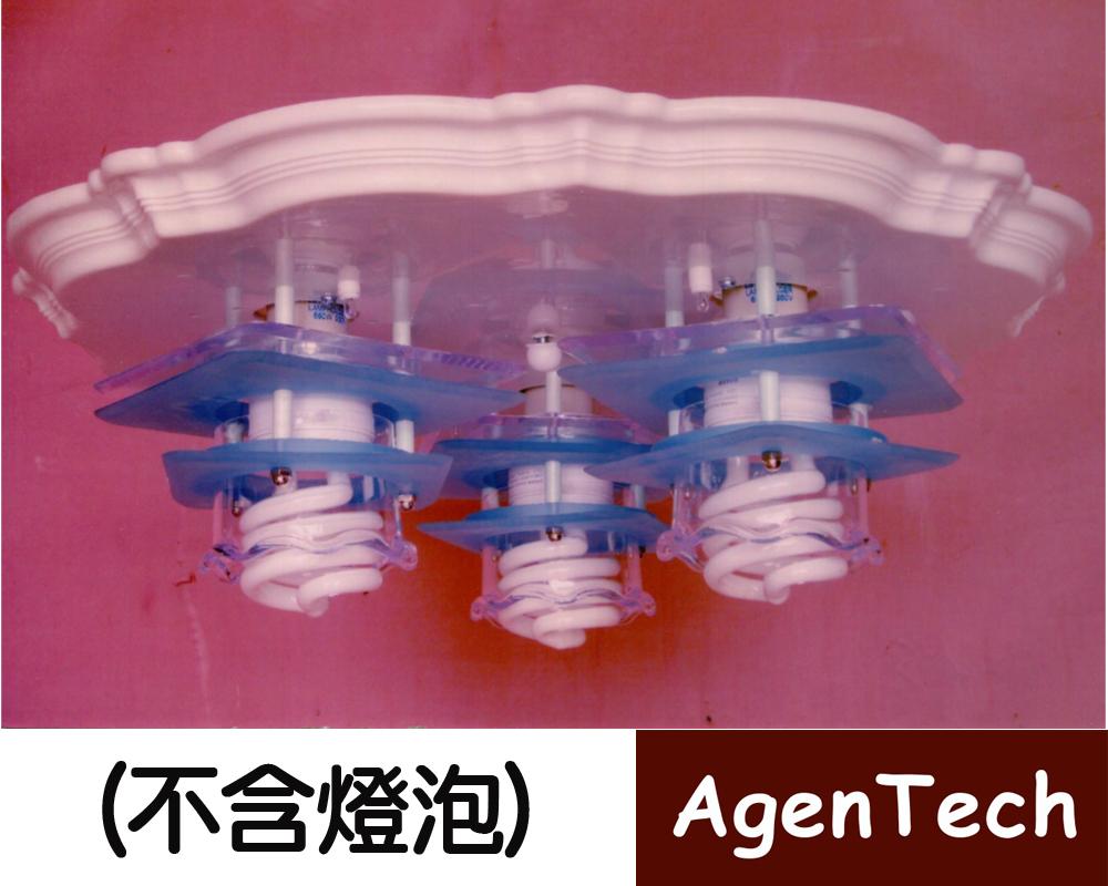 AT-485美術吸頂三燈燈具
