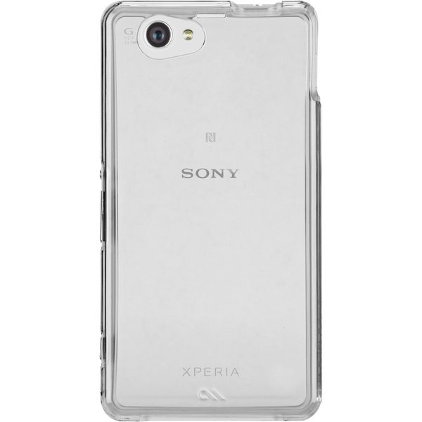 ☆EXPC☆ 正原廠公司貨 CASE MATE NAKED TOUGH for SONY XPERIA Z1 F 保護套 手機殼 矽膠