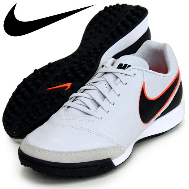 Tiempo Genio II Leather TF NIKE ● 足球 練習鞋