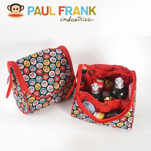 【Paul Frank】大嘴猴牛津布浴洗包