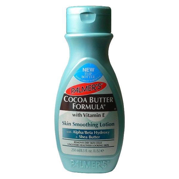 美國PALMER'S可可亞油 果酸煥膚乳液~250ml