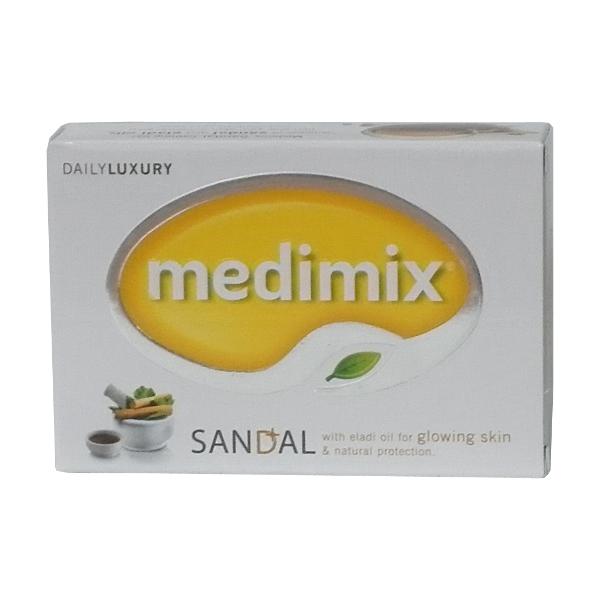 印度Medimix美肌香皂-檀香(橘色)