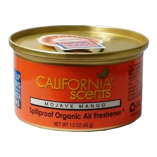 California Scents加州淨香草室內芳香罐-芒果香味Mojave Mango