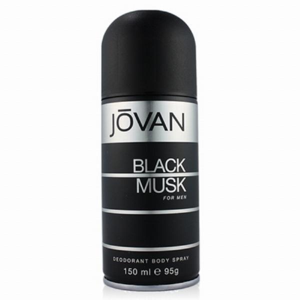 JOVAN White MUSK for Men 男性黑麝香體香噴霧(黑麝香150ml)