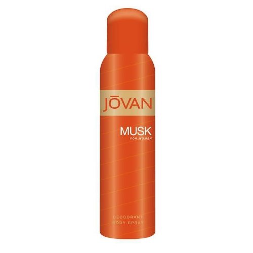 JOVAN MUSK for Women 女性麝香體香噴霧(橙橘香150ml)