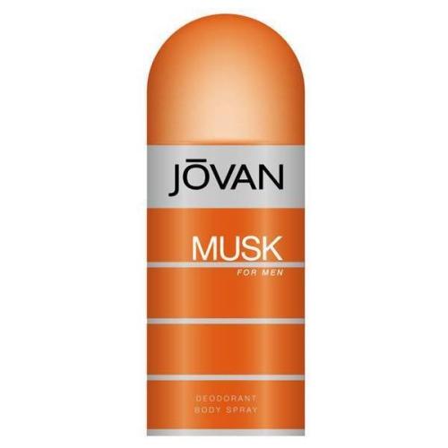 JOVAN MUSK for Men 男性麝香體香噴霧(橙橘香150ml)