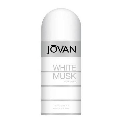 JOVAN White MUSK for Men 男性白麝香體香噴霧(白麝香150ml)
