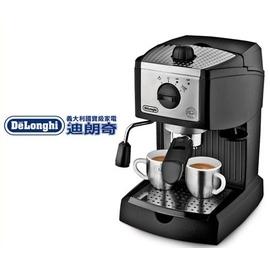 DeLonghi迪朗奇義式濃縮半自動咖啡機EC155/EC-155