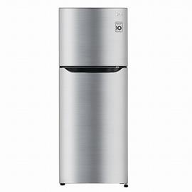 (標準安裝) LG Smart 變頻上下門冰箱【186公升】電冰箱 GN-L235SV