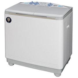 (標準安裝) SANLUX台灣三洋【10公斤】雙槽洗衣機 SW-1068