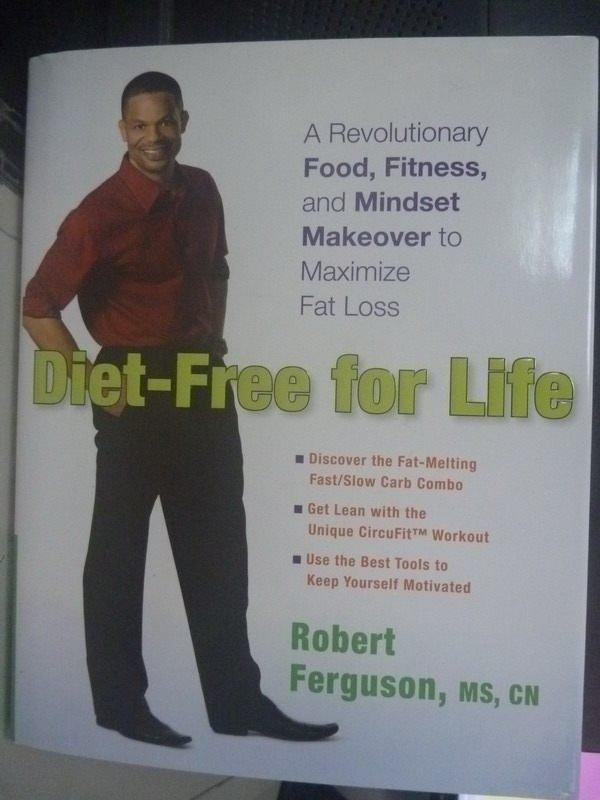 【書寶二手書T2/養生_ZCG】Diet-Free for Life: A Revolutionary