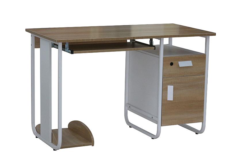 【尚品家具】474-03 衣林久 4尺電腦桌(附主機架)辦公桌/書桌/事務桌/工作桌/Desk