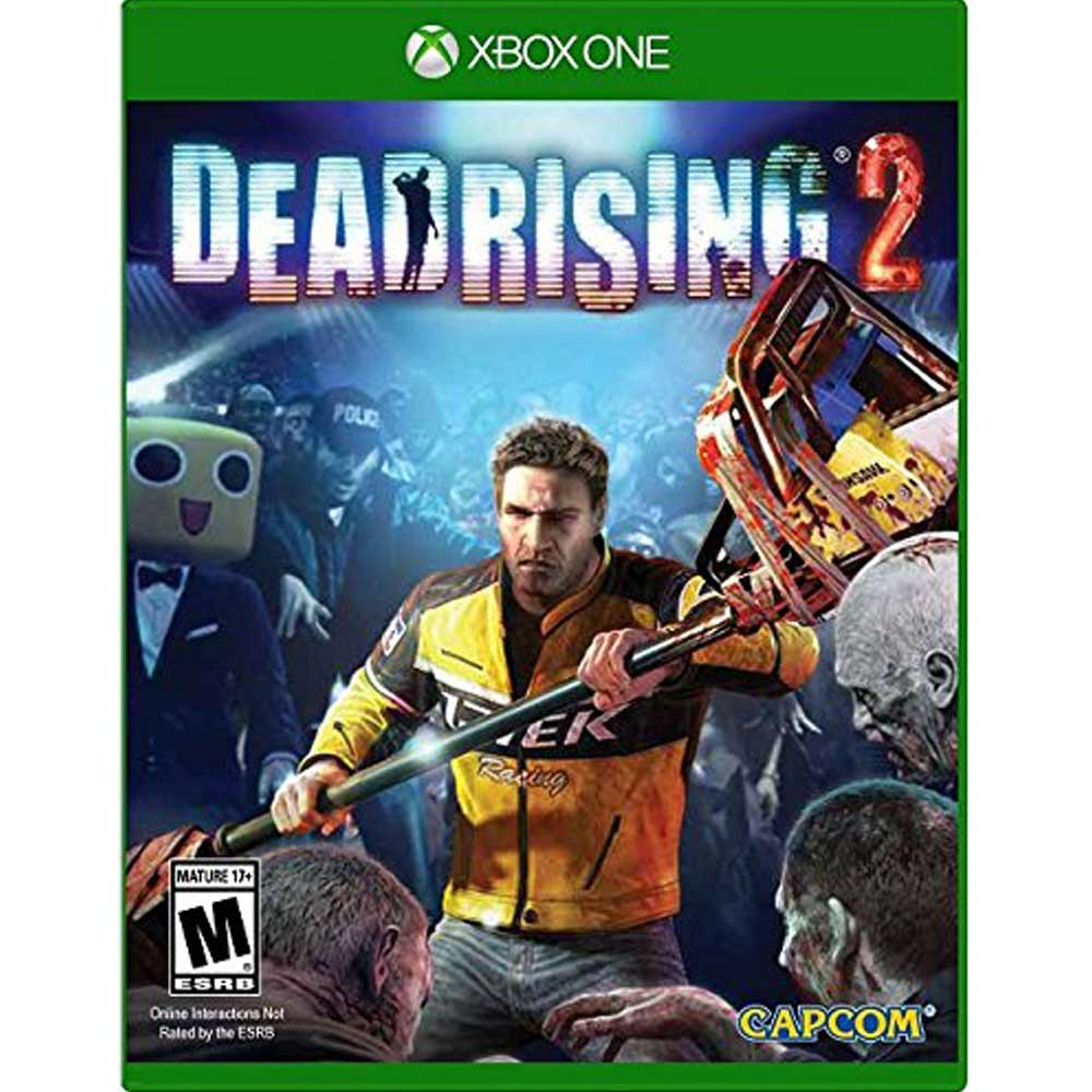XBOX ONE 死亡復甦 2 英日文美版 Dead Rising 2 (含所有服裝DLC)