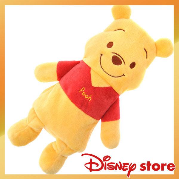 【真愛日本】15062800003 限定DN造型筆袋化妝包-維尼 迪士尼 小熊維尼 POOH 維尼熊 文具 筆袋 收納袋 正品 限量 預購