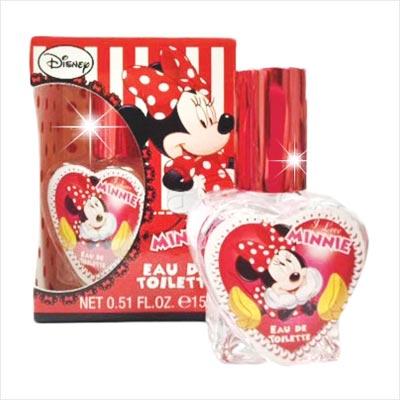 【送禮自用】Disney迪士尼 Minnie甜心米妮女性淡香水-15ml [47872]★清新花果香調★