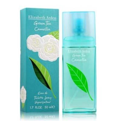 【送禮物首選】Elizabeth Arden雅頓Camellia綠茶山茶花淡香水-50ml [48859]