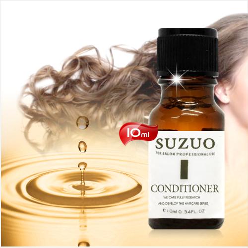 SUZUO速煥真蒸氣護微分子精華液.專業護髮液-10mL [54093]