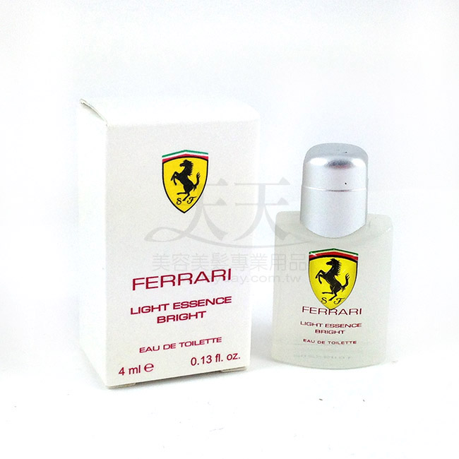 Ferrari法拉利 光元素中性小香水 4ml [27097] ::WOMAN HOUSE::