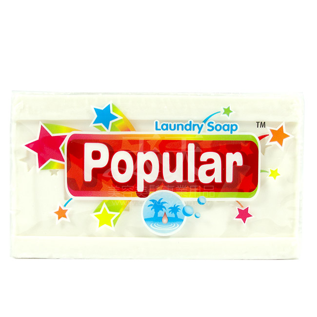 Pupular 洗衣皂 250g [32384] ::WOMAN HOUSE::