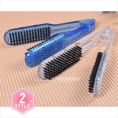 C711 DIMOND水晶夾梳/直髮梳#2200(2色) [40324]◇美容美髮美甲新秘專業材料◇