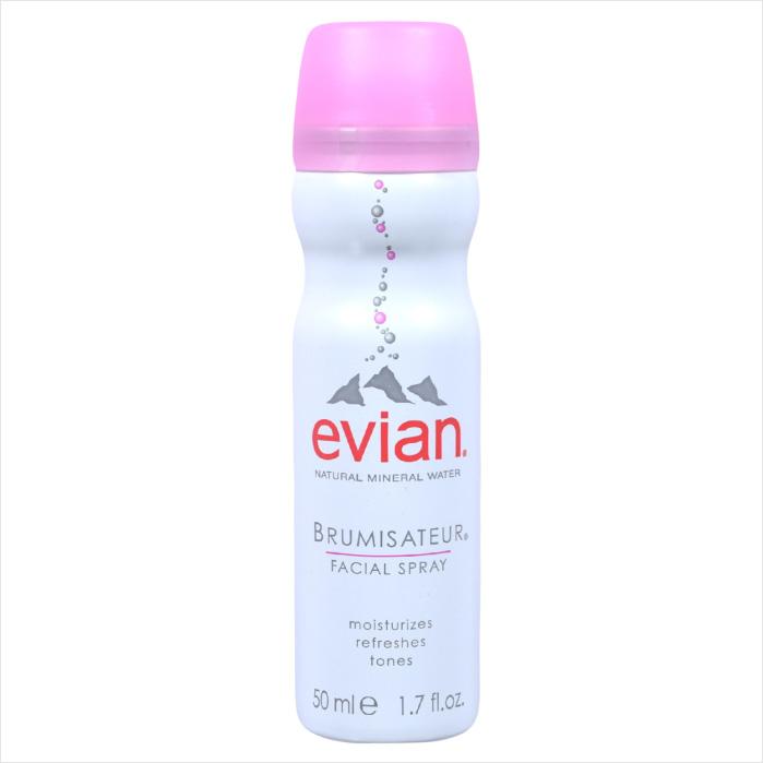 Evian愛維養 護膚礦泉噴霧 50ml [44477] ::WOMAN HOUSE::