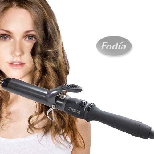 【國際環球電壓】FODIA富麗雅 B-32專業黑鈦捲髮棒(32mm) [45155]