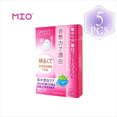 MIO集中潤白面膜-5片入 [46267 ]◇美容美髮美甲新秘專業材料◇