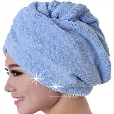 一般型瞬間快乾吸水浴帽(不挑色) [46473]◇美容美髮美甲新秘專業材料◇