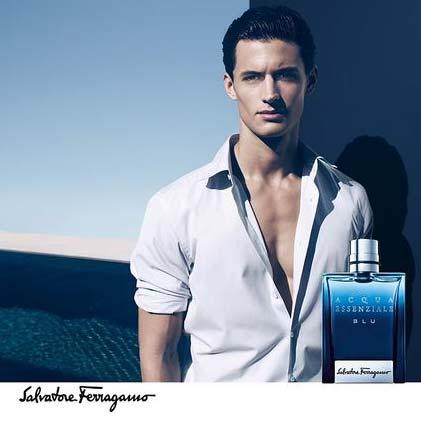 【送禮物首選】Salvatore Ferragamo BLU湛藍之水男性淡香水-5ml [47214]::產地義大利::