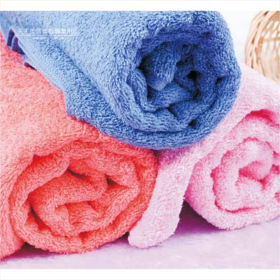 【MIT台灣製造】8兩素色純棉浴巾63x69cm(三色)-單件 [61133]
