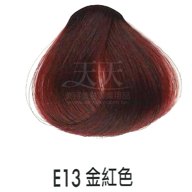 耐婷 亮彩染髮劑 E13-金紅色60g [68668] ::WOMAN HOUSE::