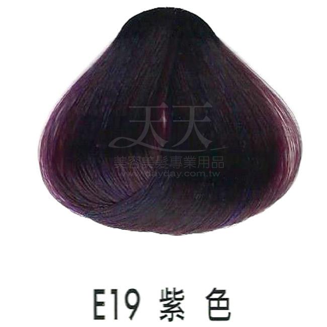 耐婷 亮彩染髮劑 E19-紫色60g [73043] ::WOMAN HOUSE::