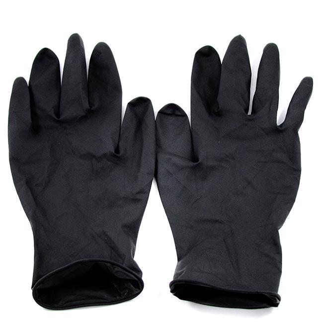 諾門 染髮黑色手套 M號加厚 單雙 [88680] ::WOMAN HOUSE::