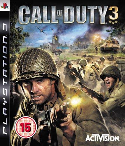 PS3 COD3 決勝時刻3 Call of Duty 3 -英文版-