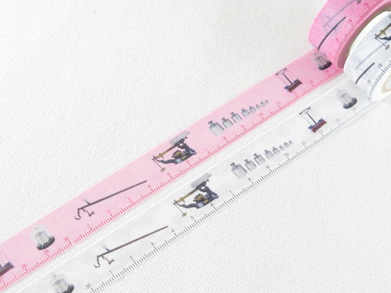 *小徑文化*| 台灣原創 | 國立科學工藝博物館 - 度量衡紙膠帶組 ( PK )