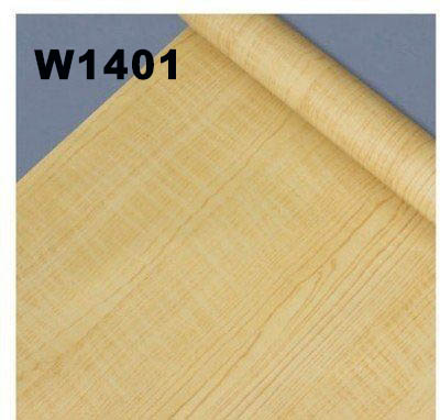 W1401 仿木紋PVC自黏式 壁貼 壁紙 地板/家具/櫥櫃/ 地板貼紙 防水材質 (1捲=45x1000公分) (預購+現貨)